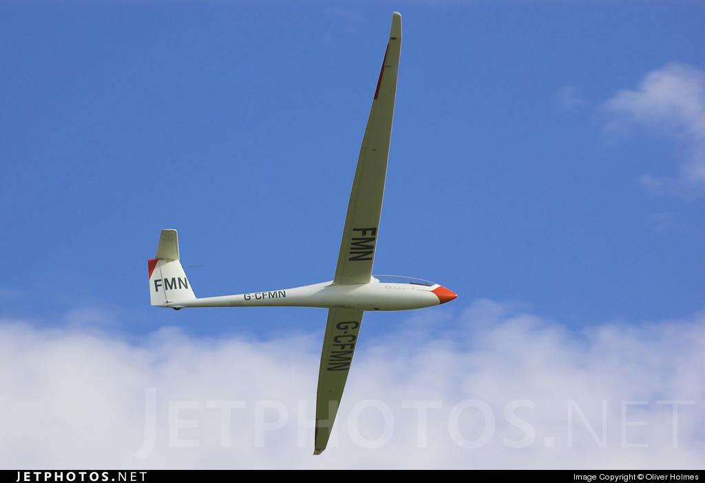 G-CFMN - Schempp-Hirth Ventus 2cT - Private