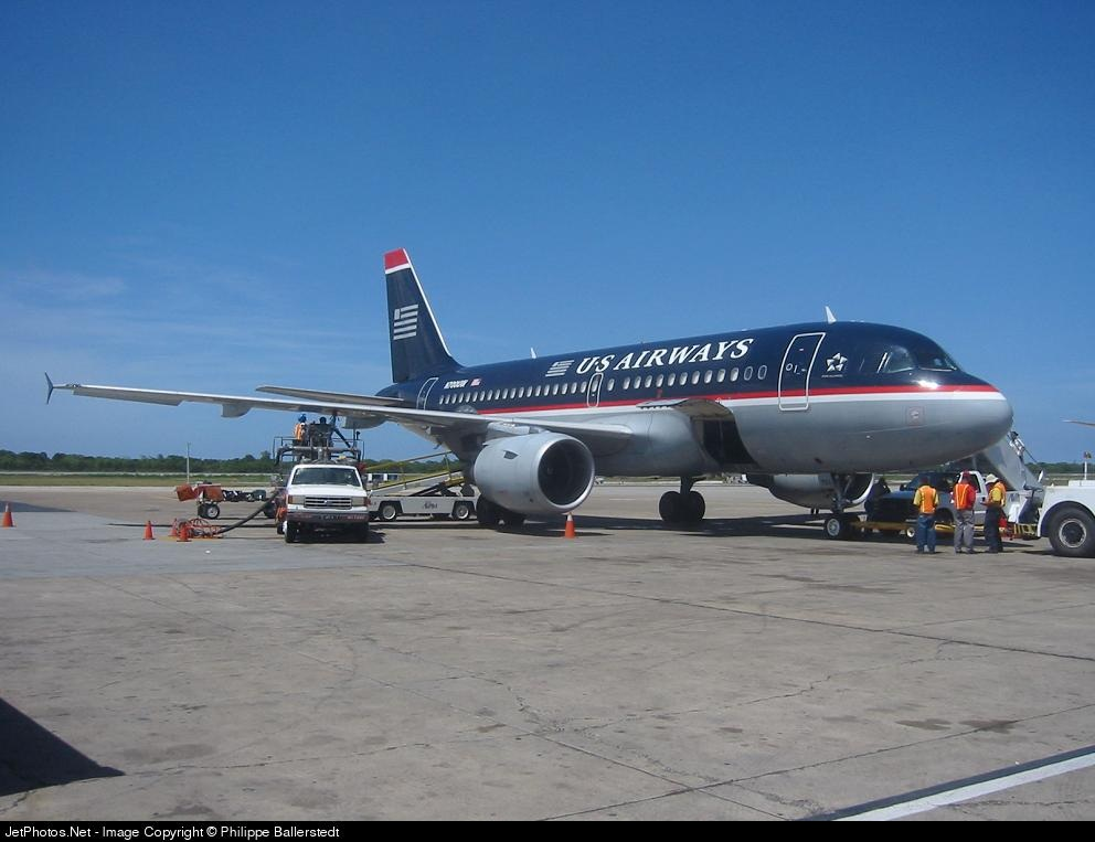 N700UW - Airbus A319-112 - US Airways