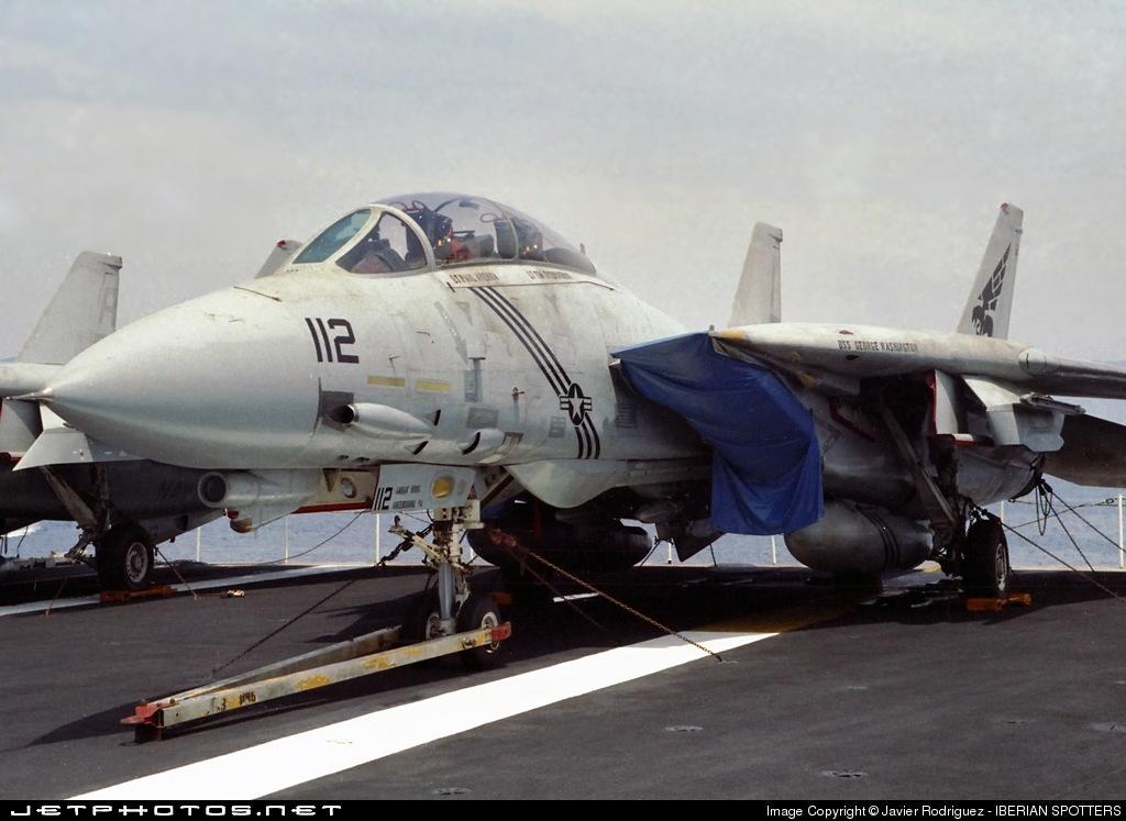 161858 - Grumman F-14B Tomcat - United States - US Navy (USN)