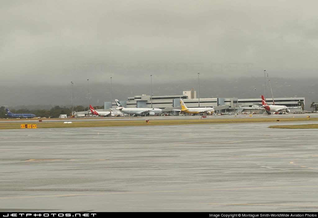 YPPH - Airport - Ramp