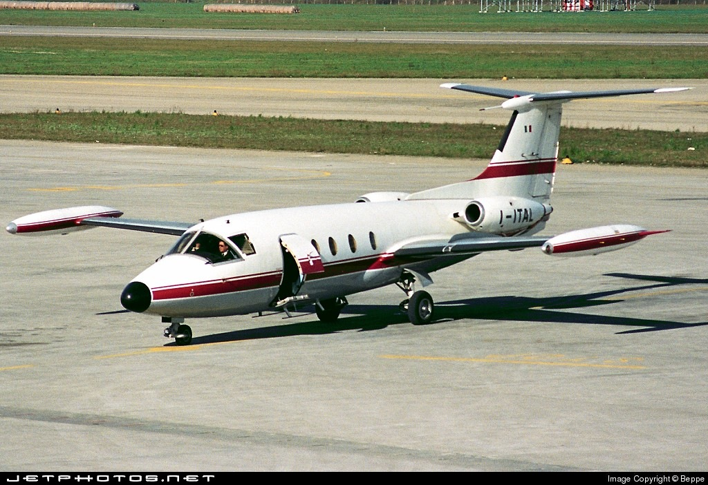 I-ITAL - MBB HFB-320 Hansa-Jet - Aliserio