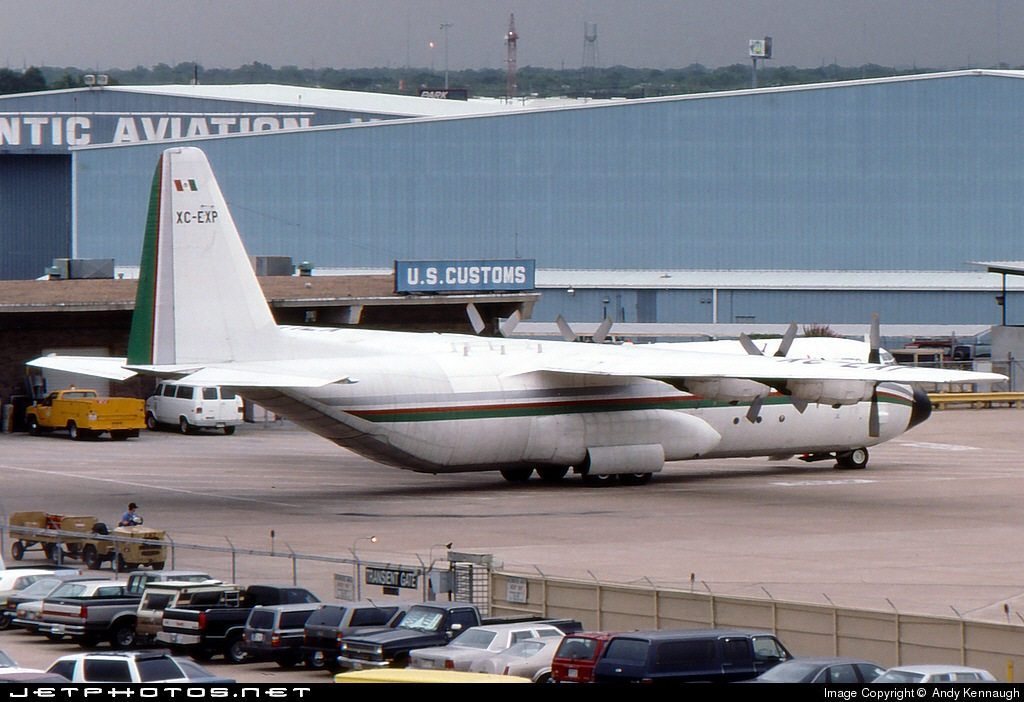 XC-EXP - Lockheed L-100-30 Hercules - Private