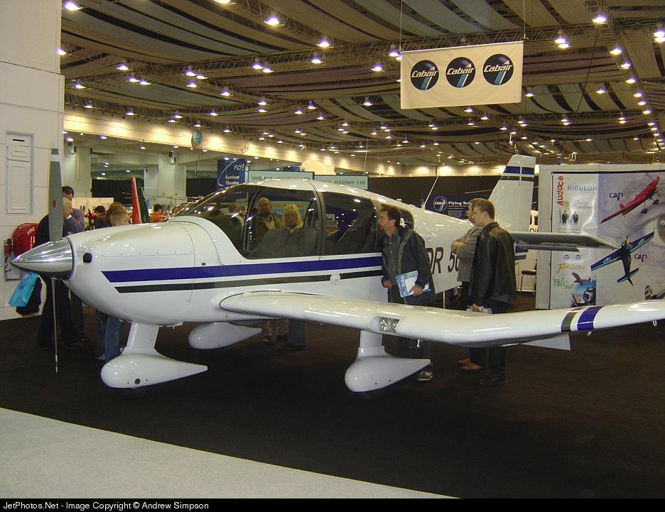 DR-500 - Robin DR500 Président - Apex Aircraft