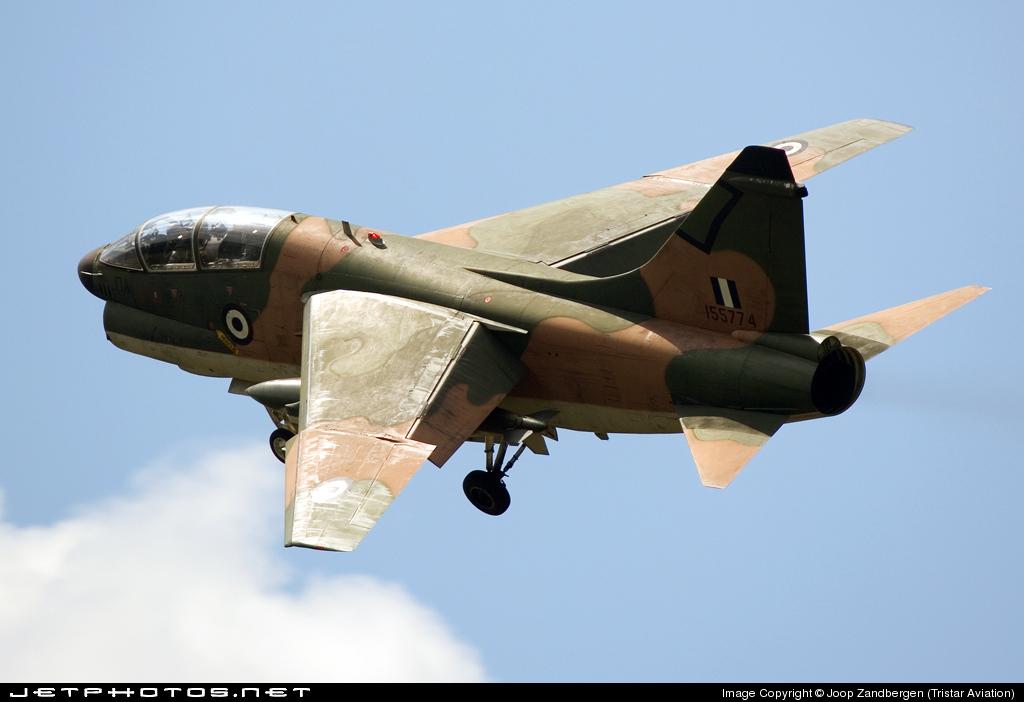 155774 - LTV TA-7C Corsair II - Greece - Air Force