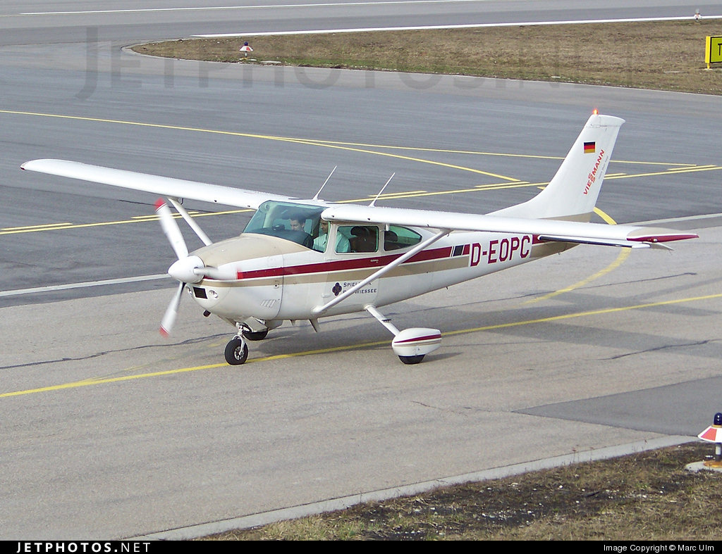 D-EOPC - Reims-Cessna F182Q Skylane II - Private