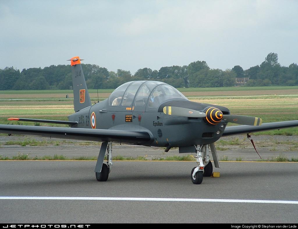 144 - Socata TB-30 Epsilon - France - Air Force