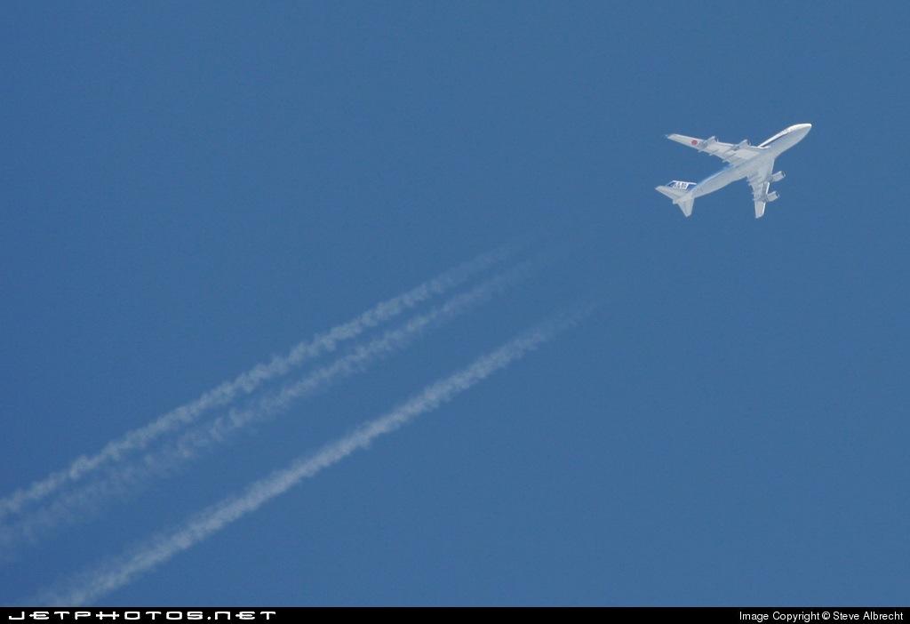 - Boeing 747-481 - All Nippon Airways (ANA)