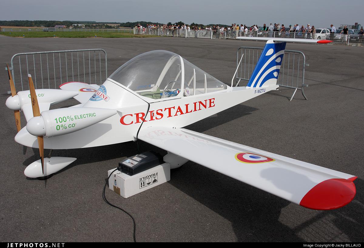 F-WZTU - Colomban MCR-15 Cri Cri - Private