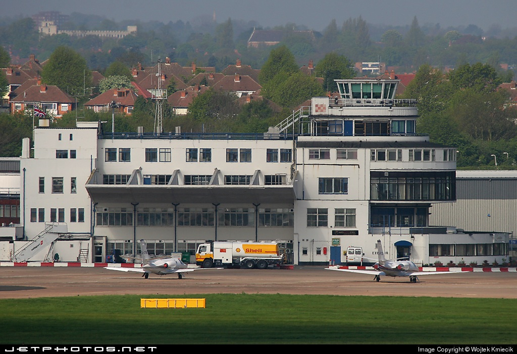 EGBB - Airport - Control Tower