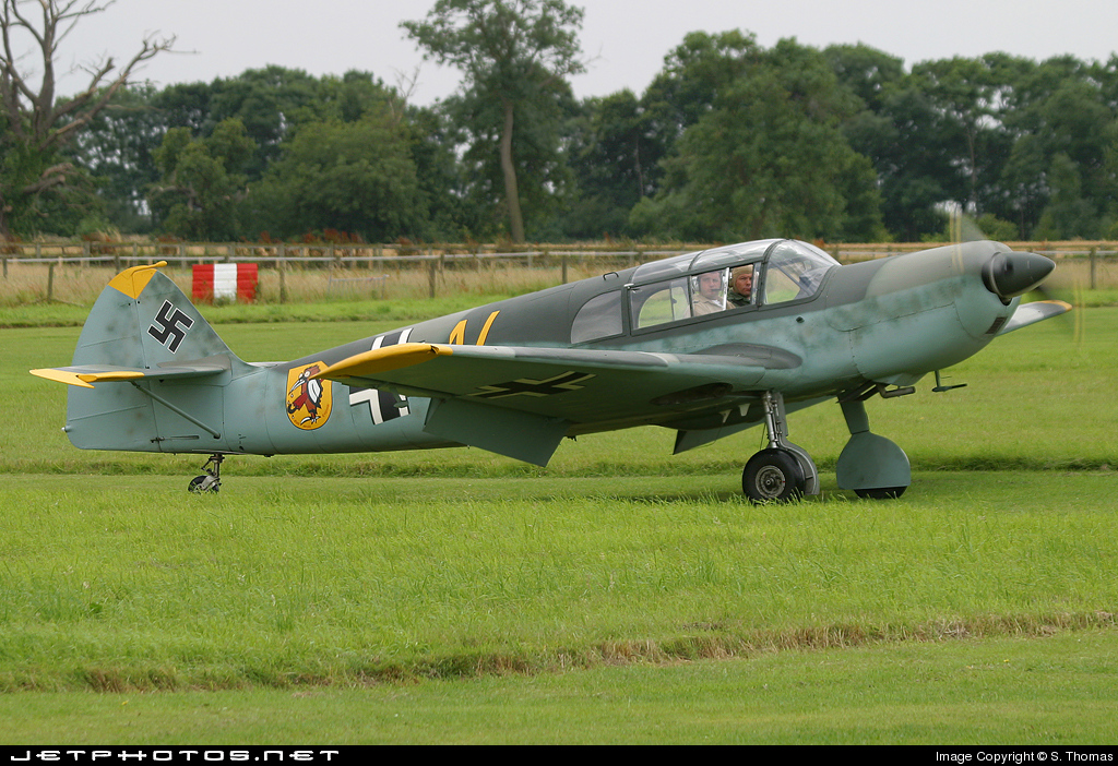 G-ETME - Nord 1002 Pingouin II - Private