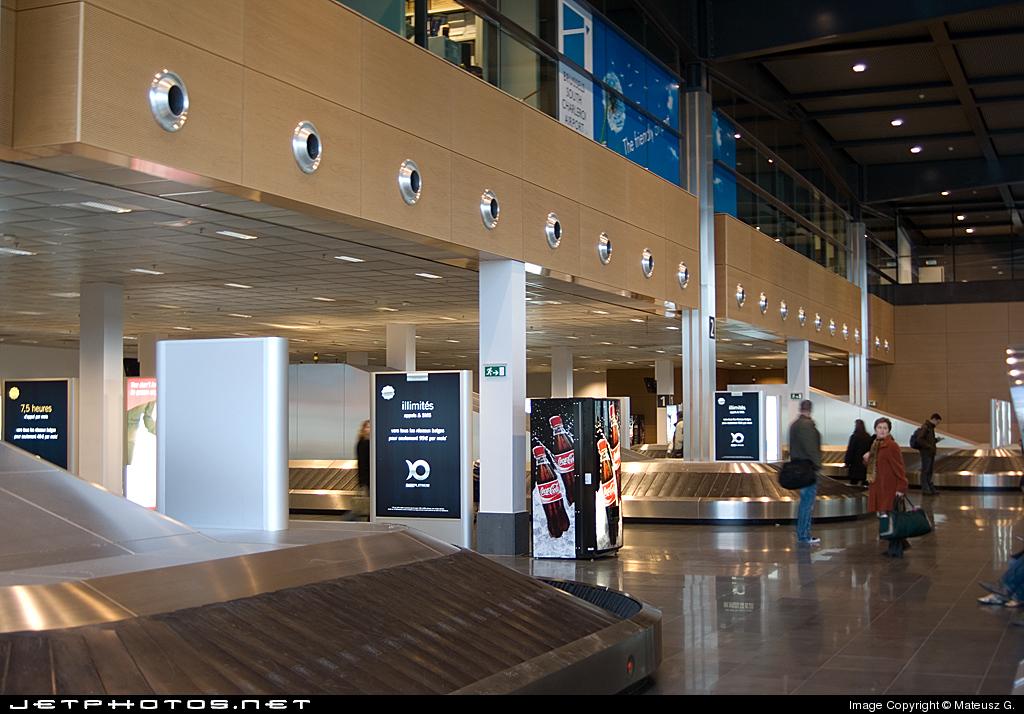 EBCI - Airport - Terminal