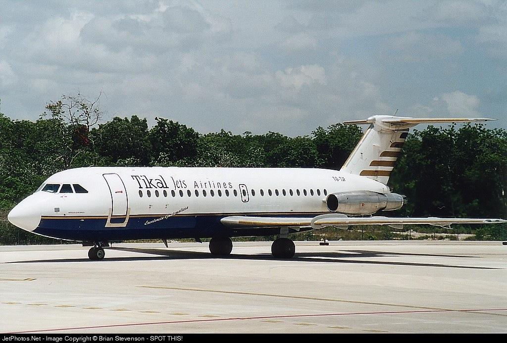 TG-TJF - British Aircraft Corporation BAC 1-11 Series 401AK - Tikal Jets
