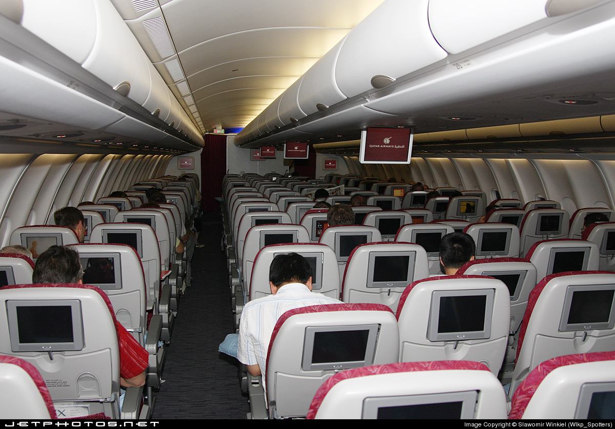 A7-ACL - Airbus A330-202 - Qatar Airways