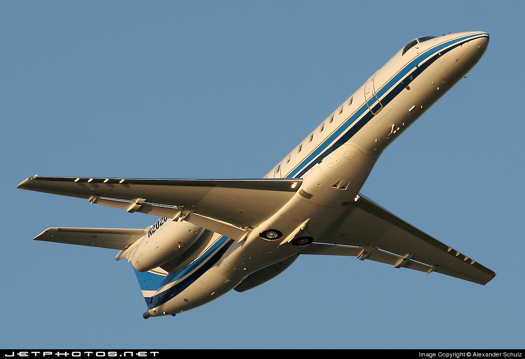 N202CP - Embraer ERJ-135LR - Private