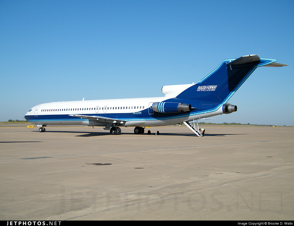N422BN - Boeing 727-227(Adv) - Private