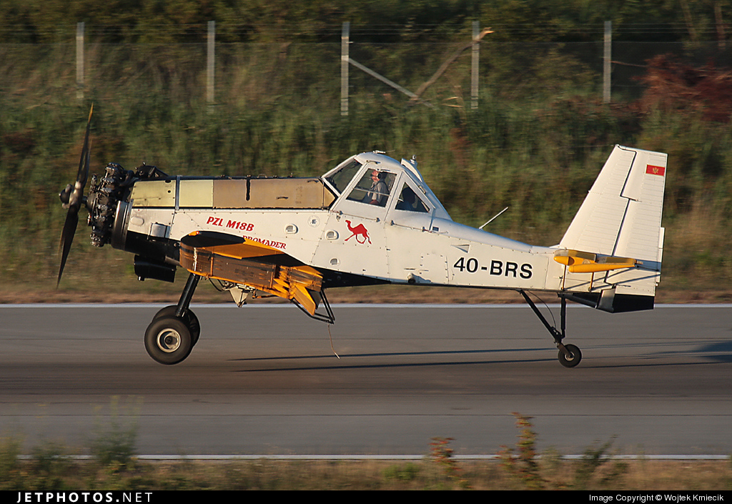 4O-BRS - PZL-Mielec M-18B Dromader - Di Air