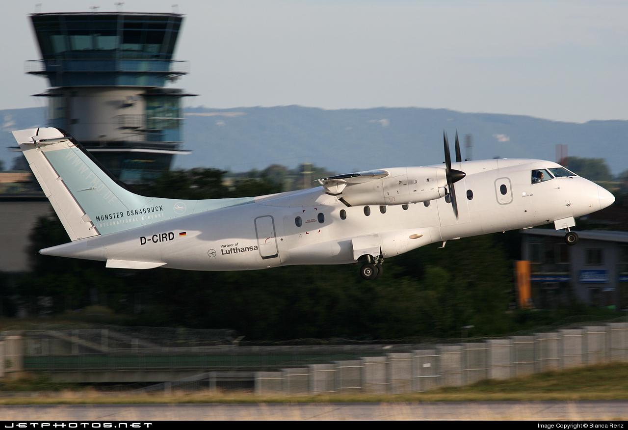 D-CIRD - Dornier Do-328-110 - Cirrus Airlines