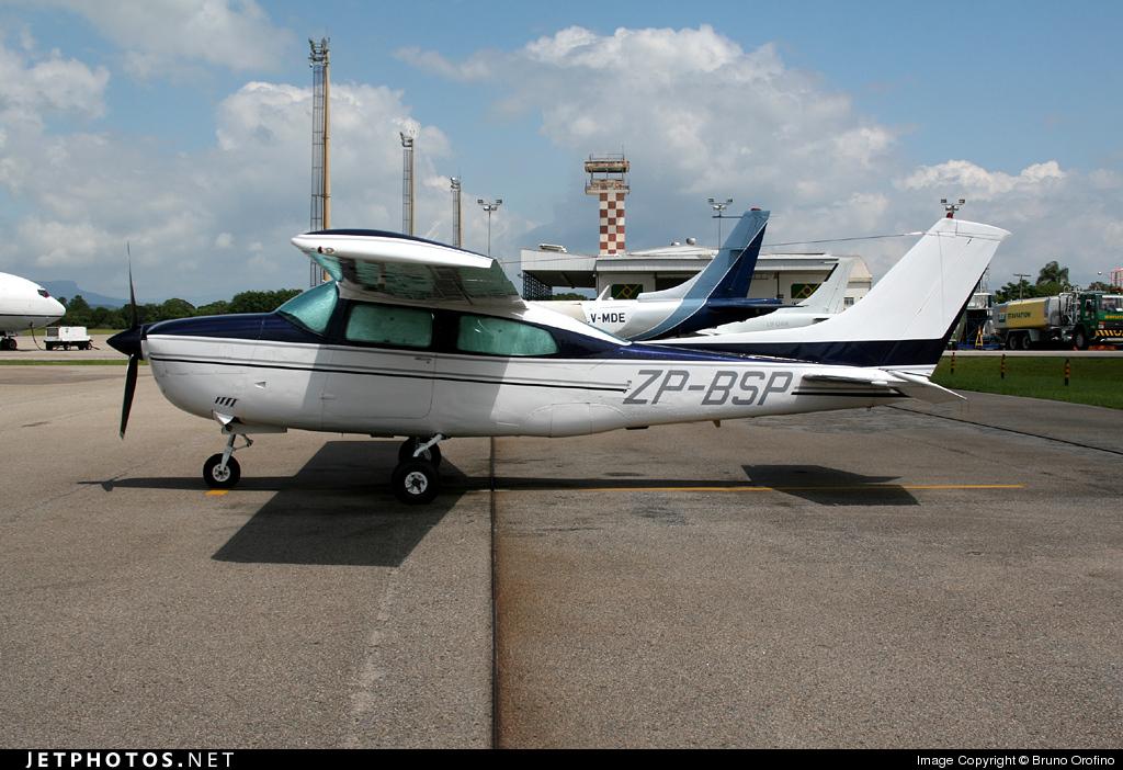 ZP-BSP - Cessna T210N Turbo Centurion - Private