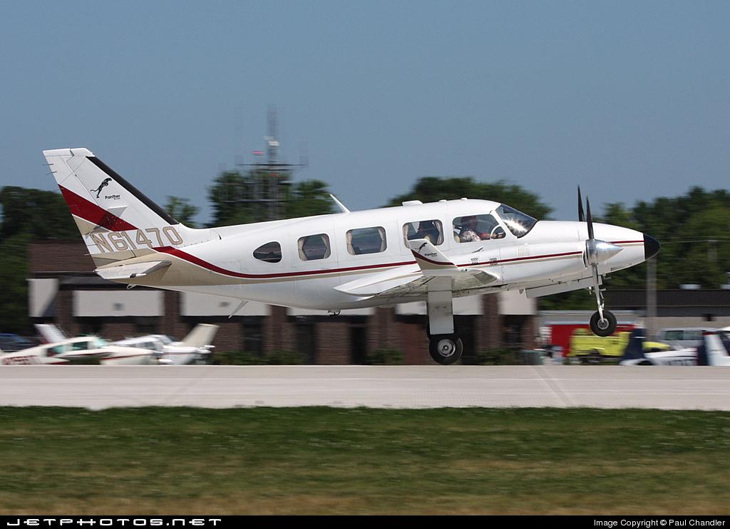 N61470 - Piper PA-31-310 Navajo B - Private