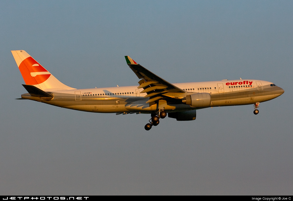 I-EEZB - Airbus A330-223 - Eurofly