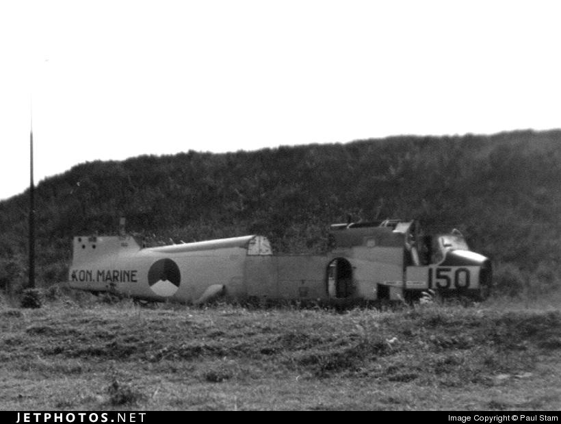 150 - Grumman S-2F-1 Tracker - Netherlands - Navy