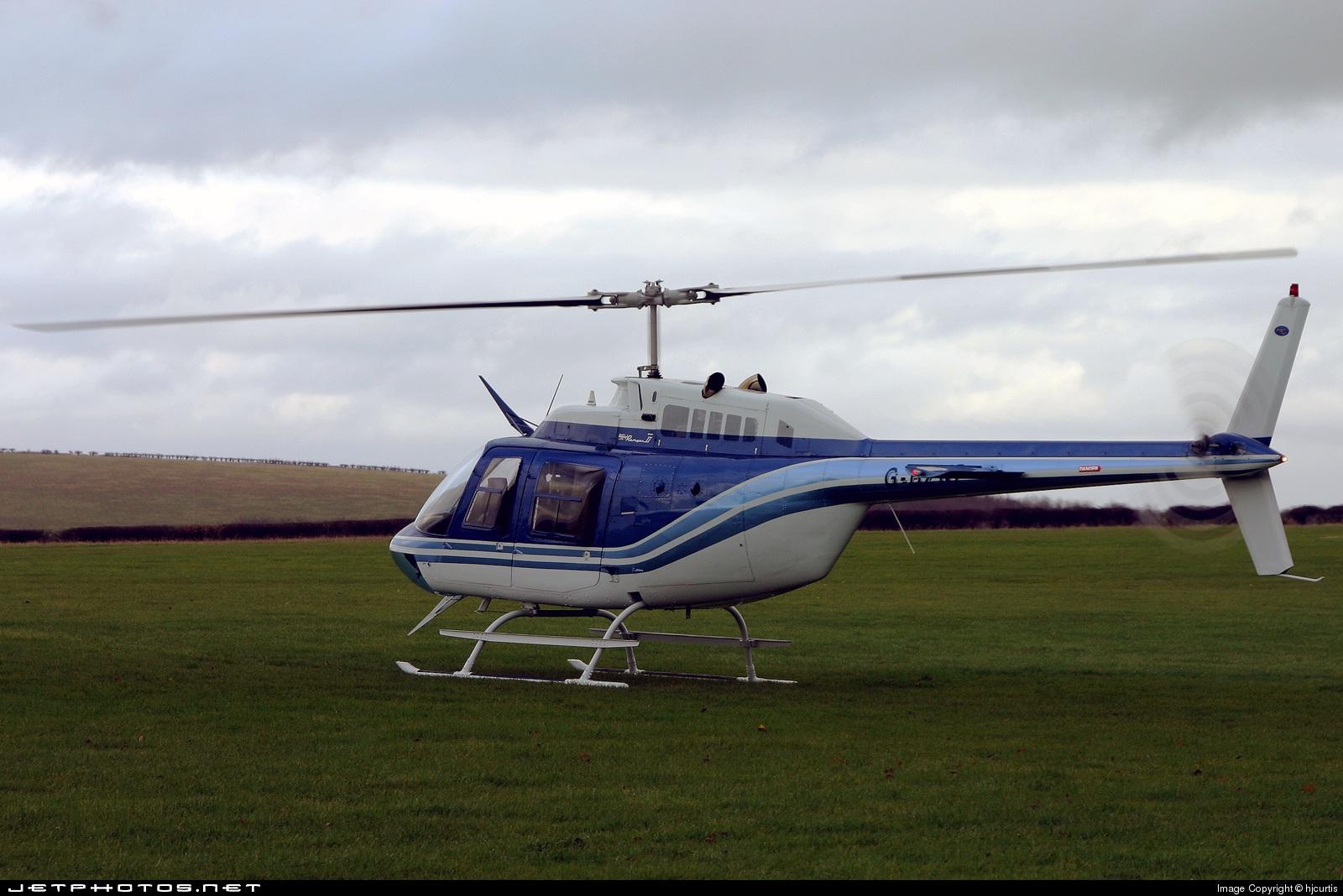 G-BZNI - Bell 206B JetRanger II - Private
