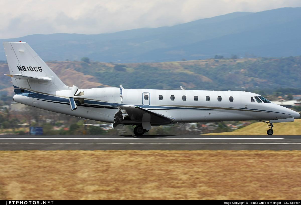 N610CS - Cessna 680 Citation Sovereign - CitationShares