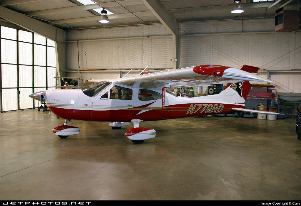 N778RD - Cessna 177B Cardinal - Private