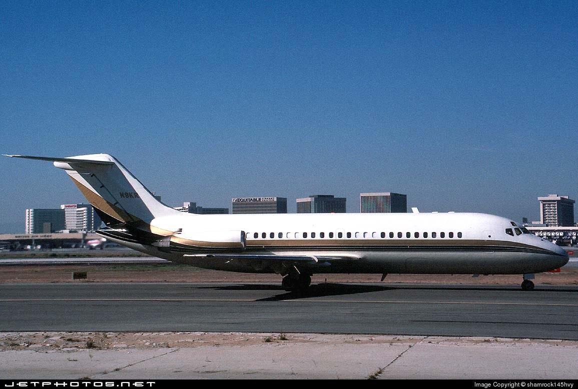 N9KR - McDonnell Douglas DC-9-15 - Private