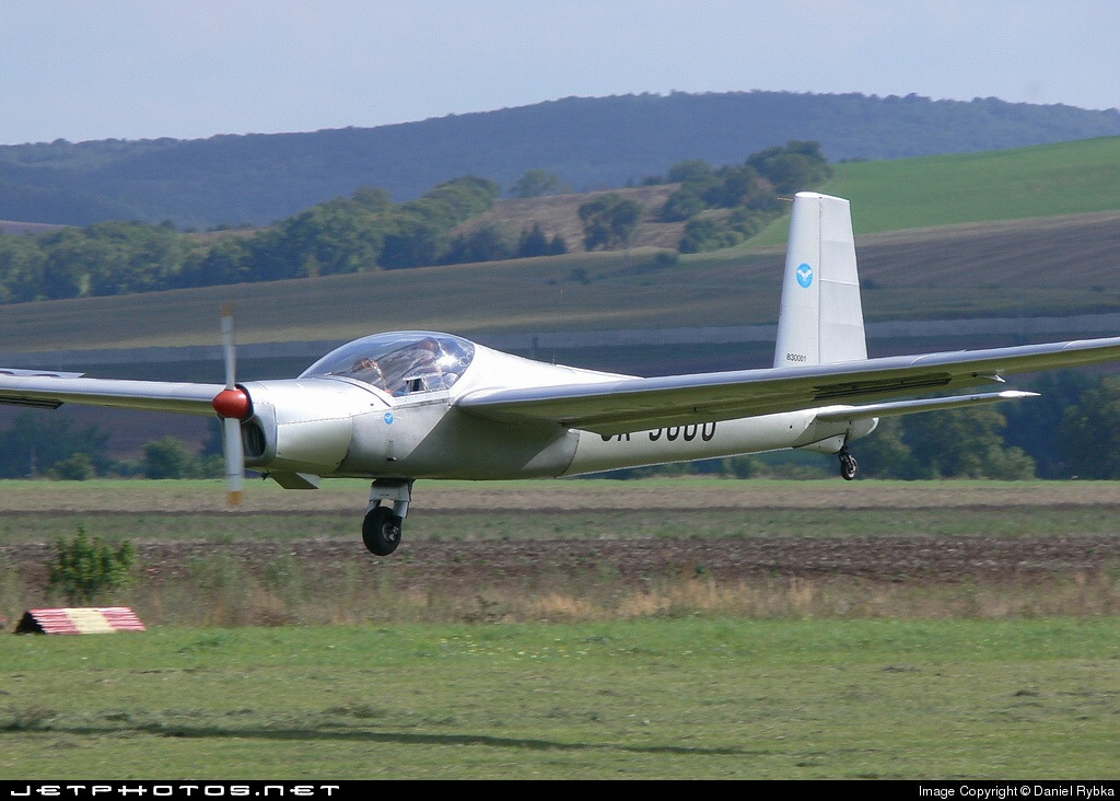 OK-3600 - Aerotechnik L-13SE Vivat - Aero Club - Vyskov