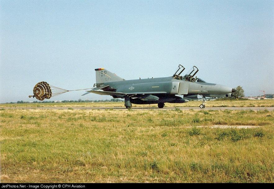 - McDonnell Douglas F-4G Phantom II - United States - US Air Force (USAF)