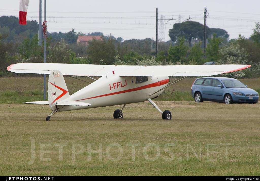 I-FFLJ - Cessna 120 - Private