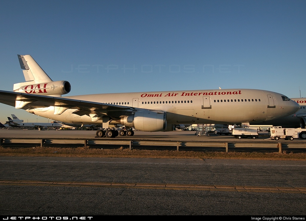N239NW - McDonnell Douglas DC-10-30(ER) - Omni Air International (OAI)