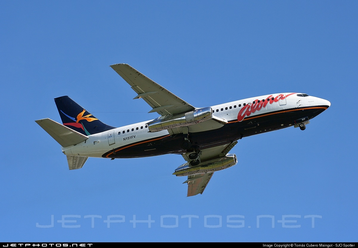 N151FV - Boeing 737-236(Adv) - Aloha Airlines