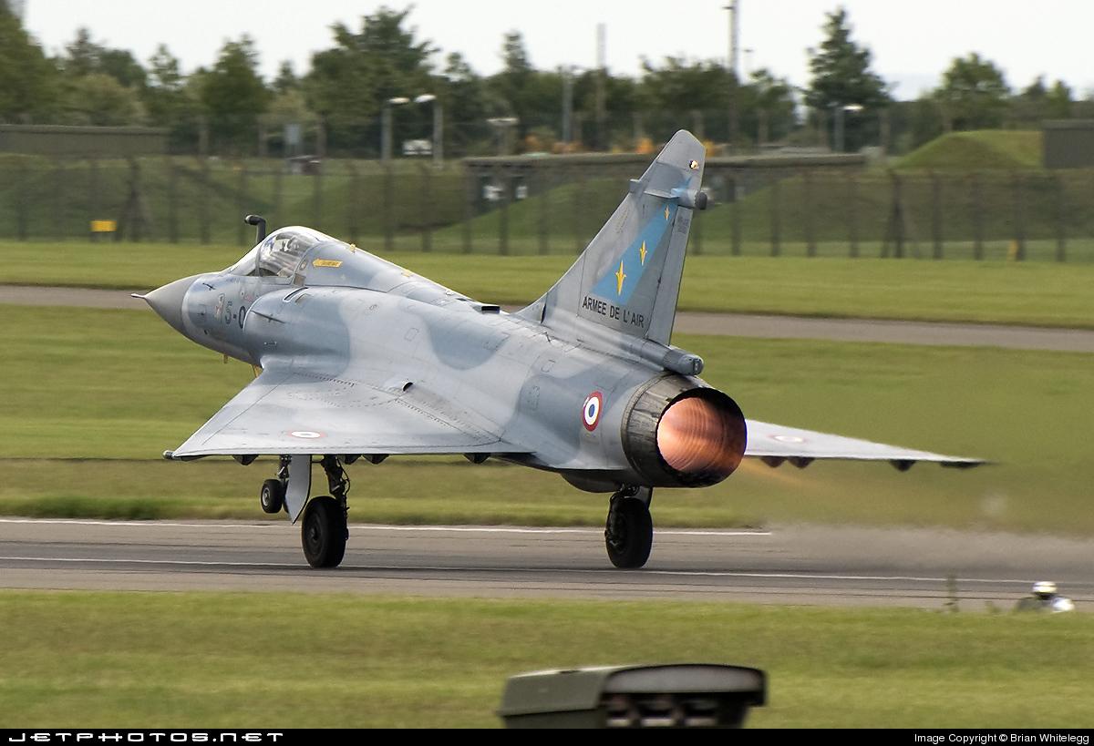 11 - Dassault Mirage 2000C - France - Air Force