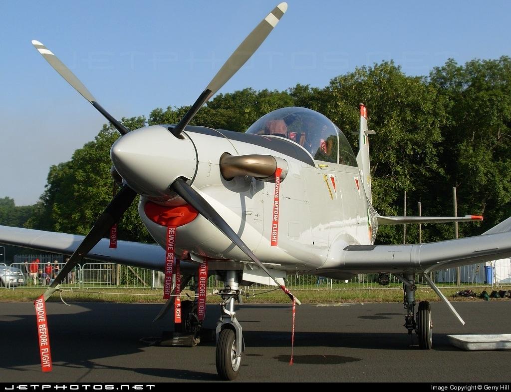 262 - Pilatus PC-9M - Ireland - Air Corps