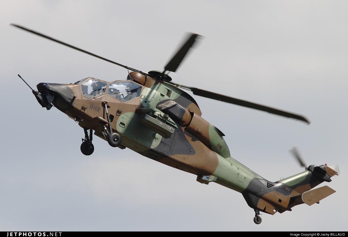 2026 - Eurocopter EC 665 Tiger HAP - France - Army