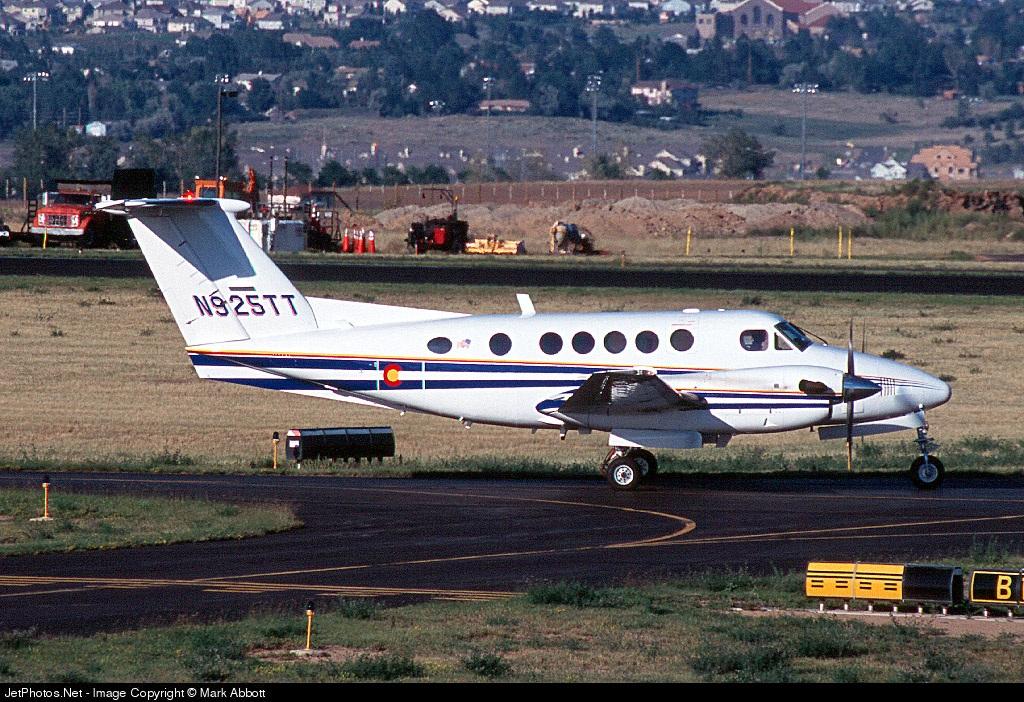 N925TT - Beechcraft 200 Super King Air - Private
