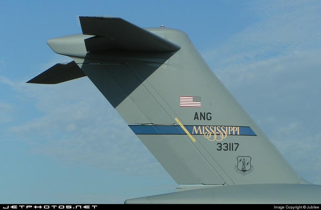 03-3117 - Boeing C-17A Globemaster III - United States - US Air Force (USAF)