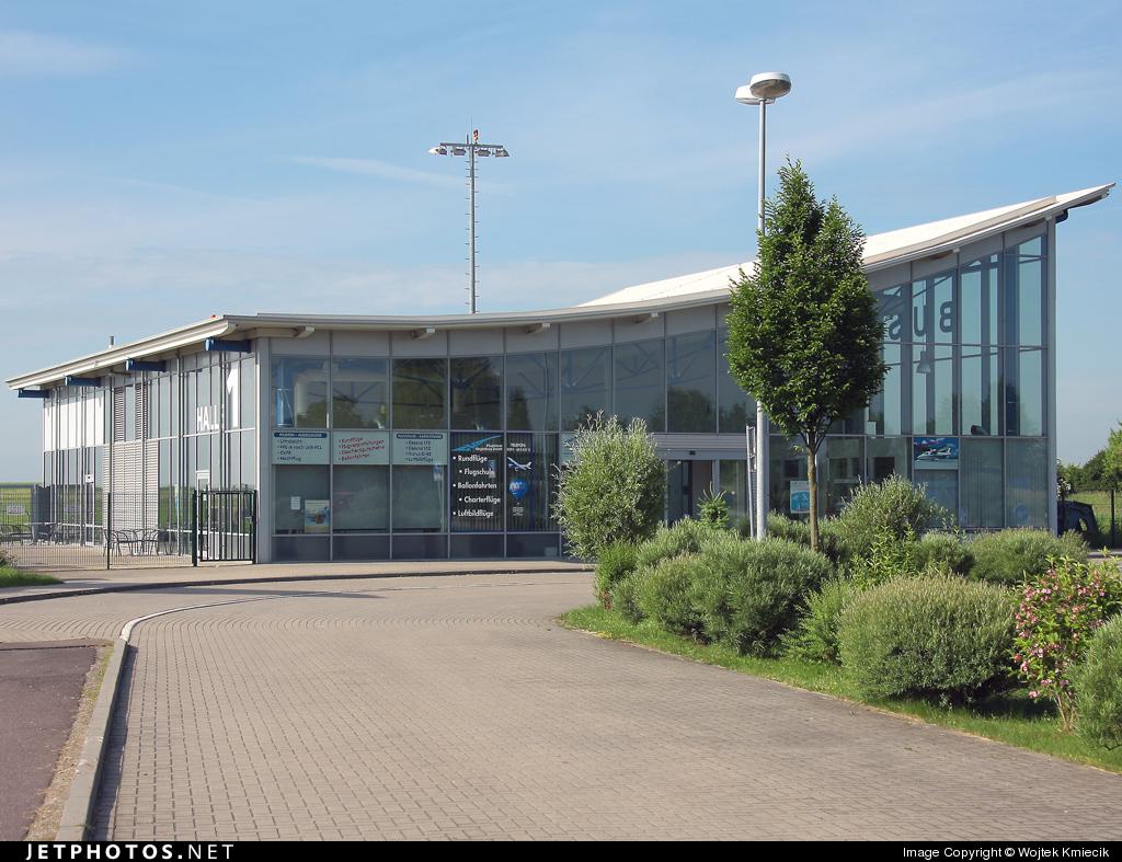 EDBM - Airport - Terminal