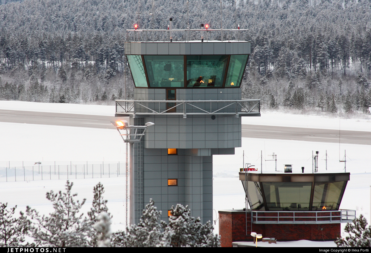 EFIV - Airport - Control Tower