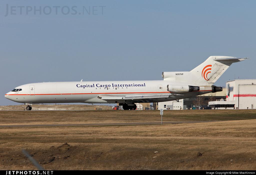 N357KP - Boeing 727-230(Adv)(F) - Capital Cargo International Airlines
