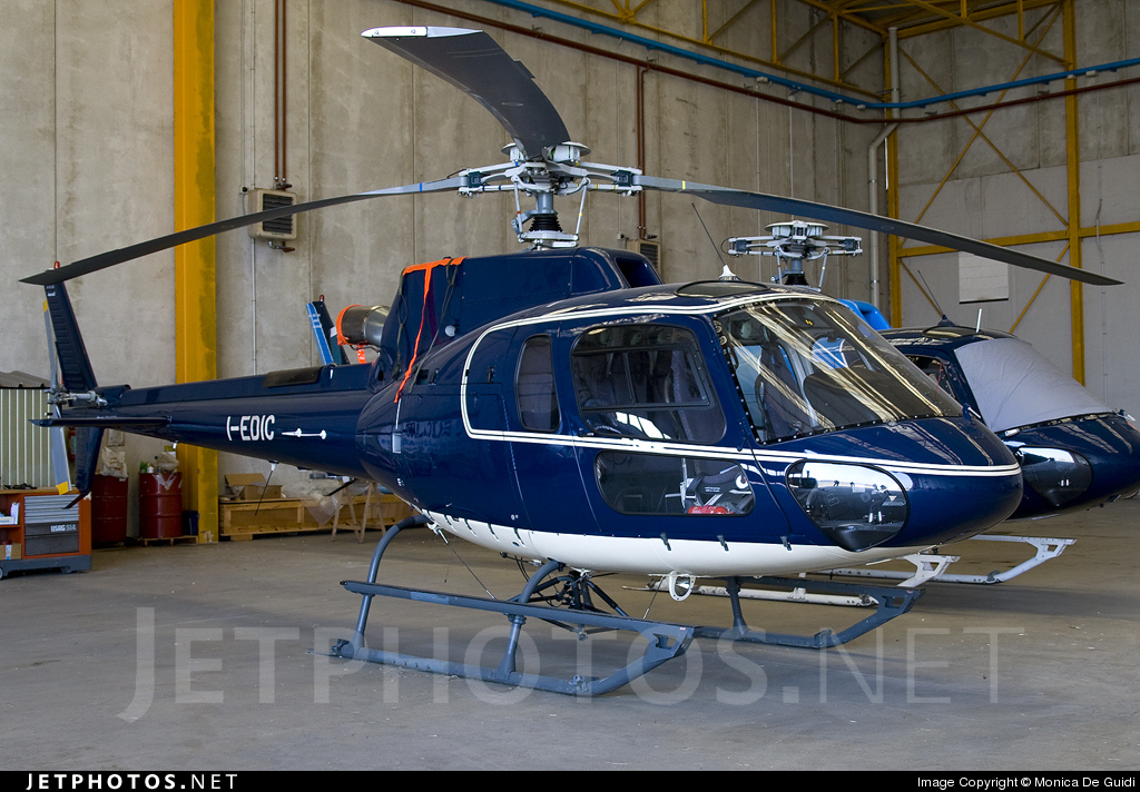 I-EDIC - Eurocopter AS 350B3 Ecureuil - Elicar