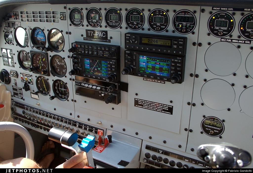 T7-PAC | Pacific Aerospace 750XL | Private | Fabrizio