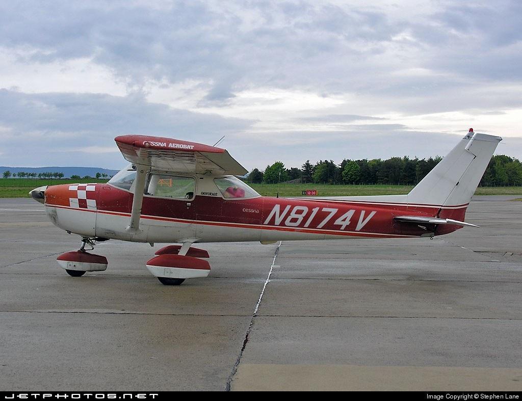N8174V - Cessna A150M Aerobat - Private