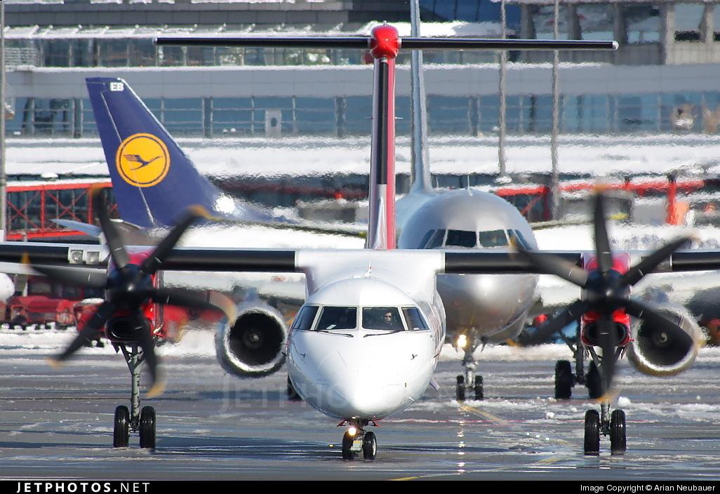 D-ABQG - Bombardier Dash 8-Q402 - Air Berlin (LGW Luftfahrtgesellschaft Walter)