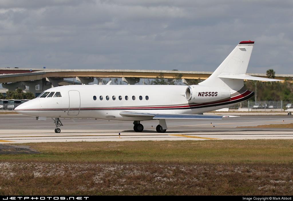 N255QS - Dassault Falcon 2000 - NetJets Aviation
