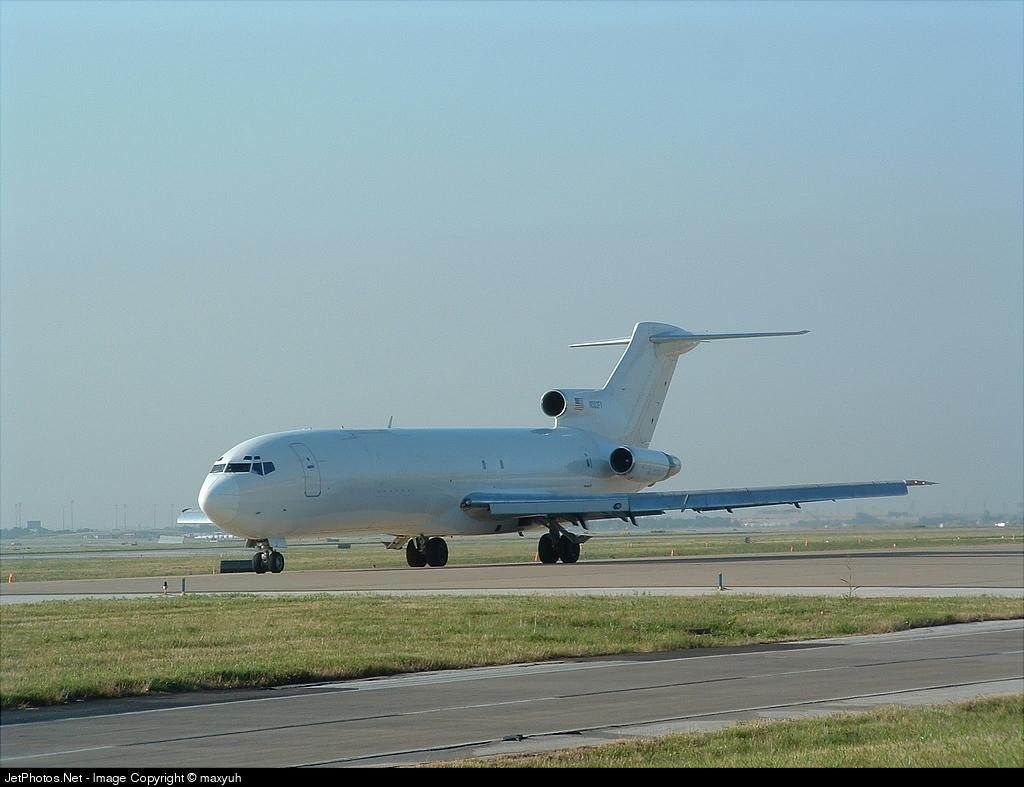 N302FV - Boeing 727-230(Adv)(F) - Ryan International Airlines