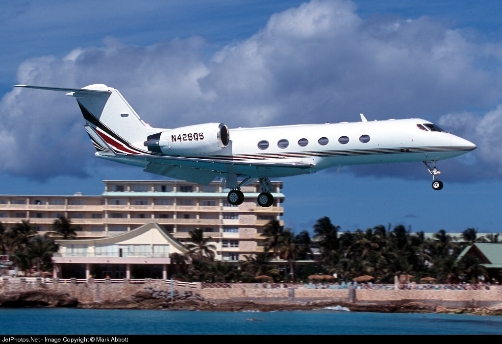 N426QS - Gulfstream G-IV(SP) - NetJets Aviation