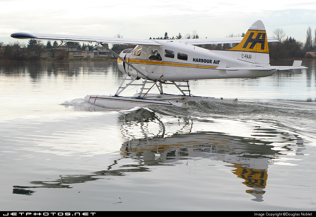 C-FAXI - De Havilland Canada DHC-2 Mk.I Beaver - Harbour Air